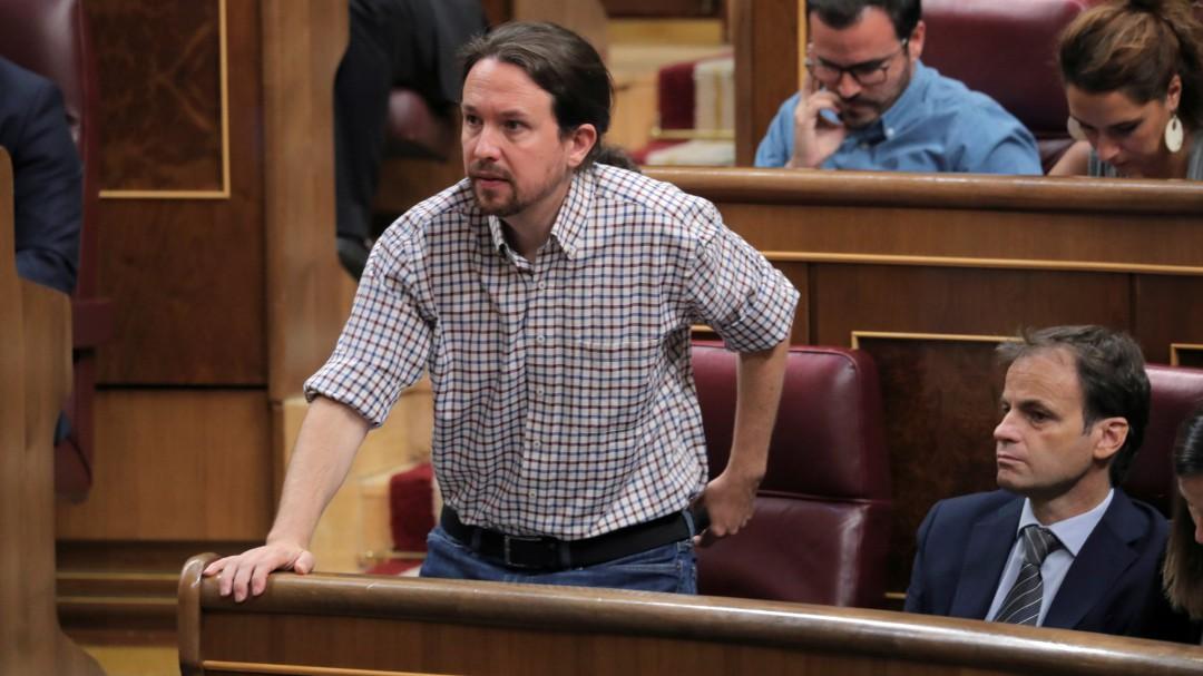 """Podemos dice que no aceptará el """"trágala"""" de o """"como yo digo o elecciones"""" del PSOE"""
