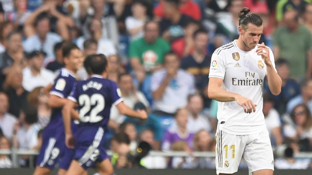El Real Madrid no pasa del empate ante el Valladolid en su estreno en el Santiago Bernabéu