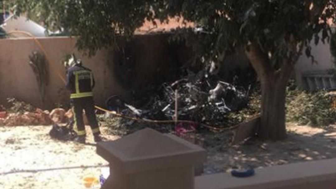 Al menos cinco muertos en un accidente de helicóptero en Mallorca
