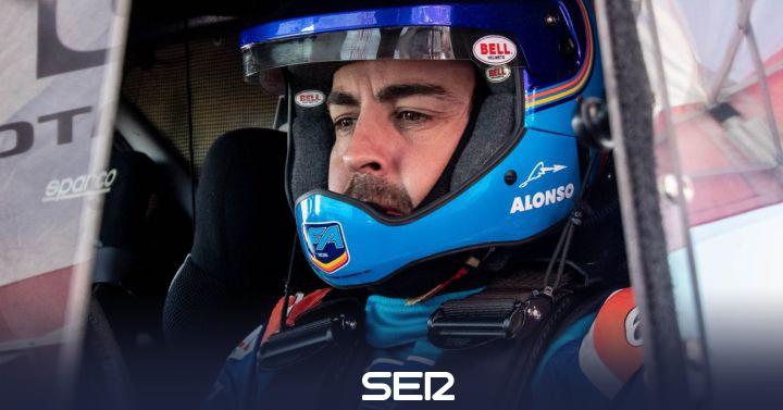 """Fernando Alonso: """"Soy consciente de que me falta toda la experiencia"""""""