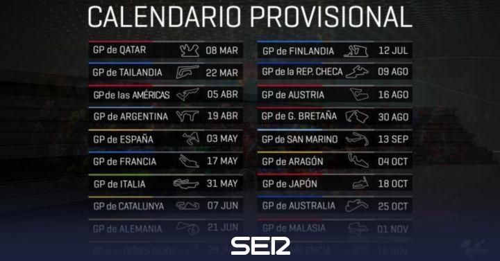 El Gran Premio De Espana 2020 El 3 De Mayo Radio Jerez Actualidad Cadena Ser