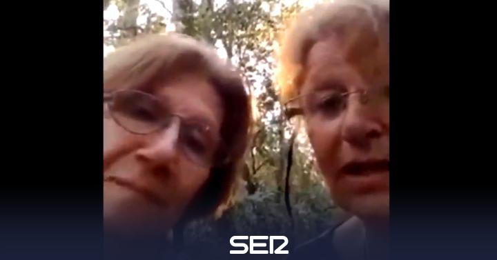 La extraordinaria petición de rescate de dos hermanas de 60 años tras perderse en la selva