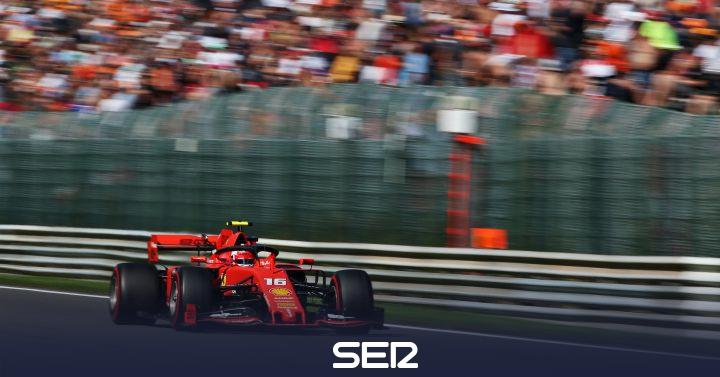 Leclerc demuestra la superioridad de Ferrari y logra la pole