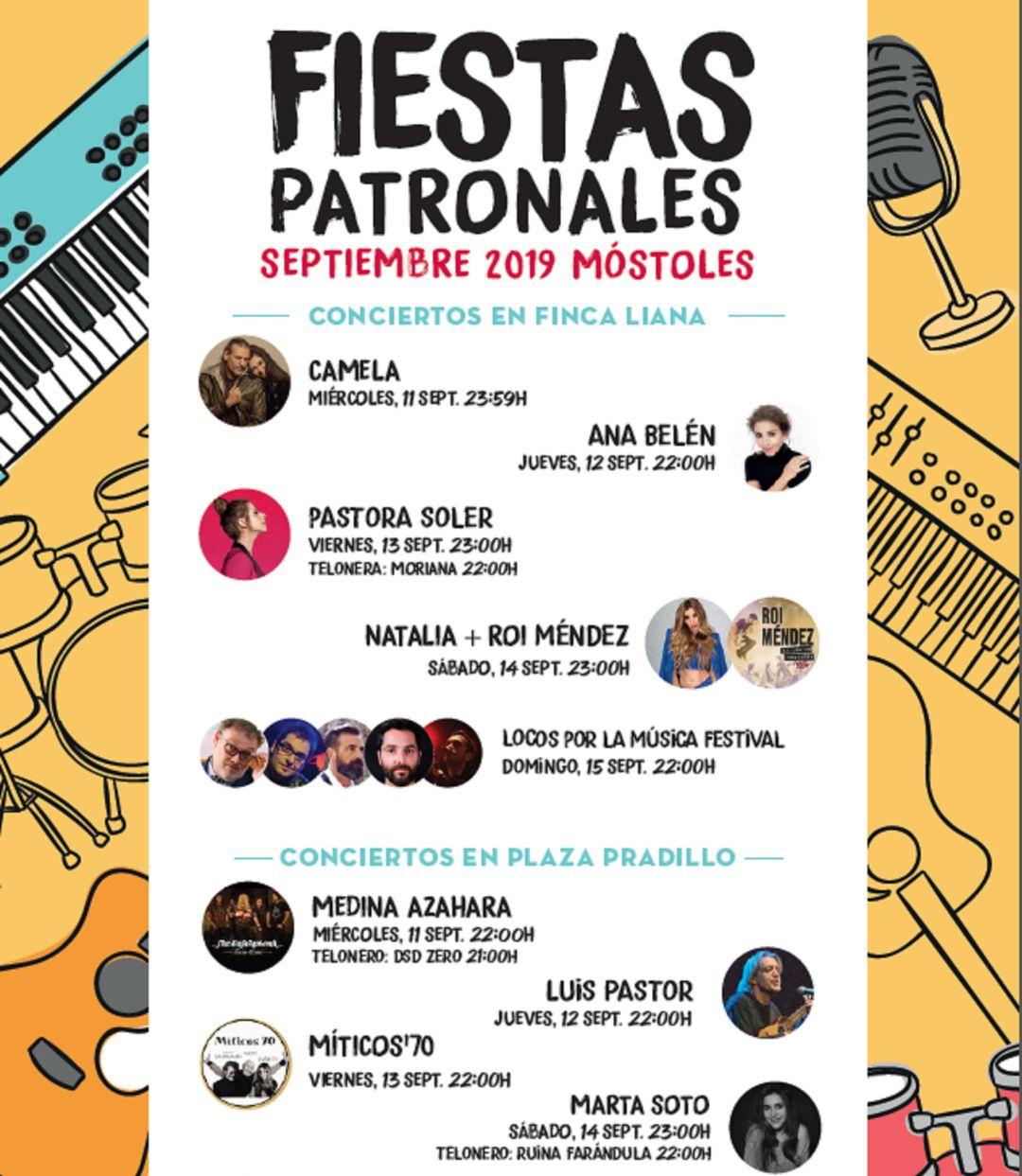 MÓSTOLES Ana Belén y Luis Pastor protagonizan este jueves