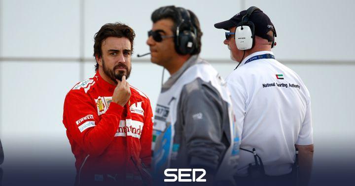 Ferrari ningunea a Fernando Alonso en su 90 aniversario