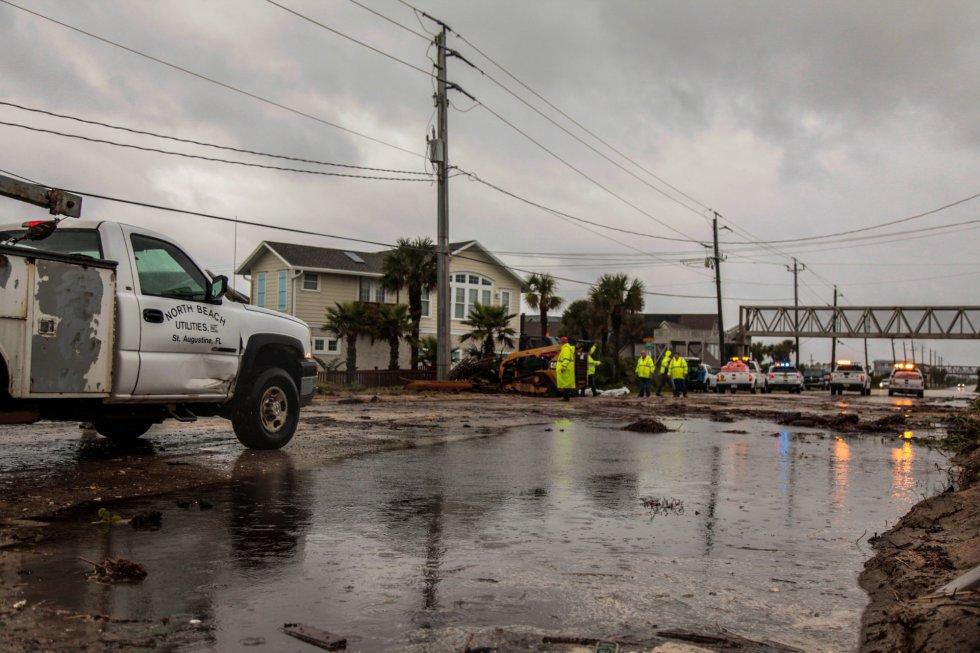 La cifra oficial de muertos en Bahamas por el huracán Dorian ascendió este jueves a 30, en las islas de Gran Bahama y Ábaco
