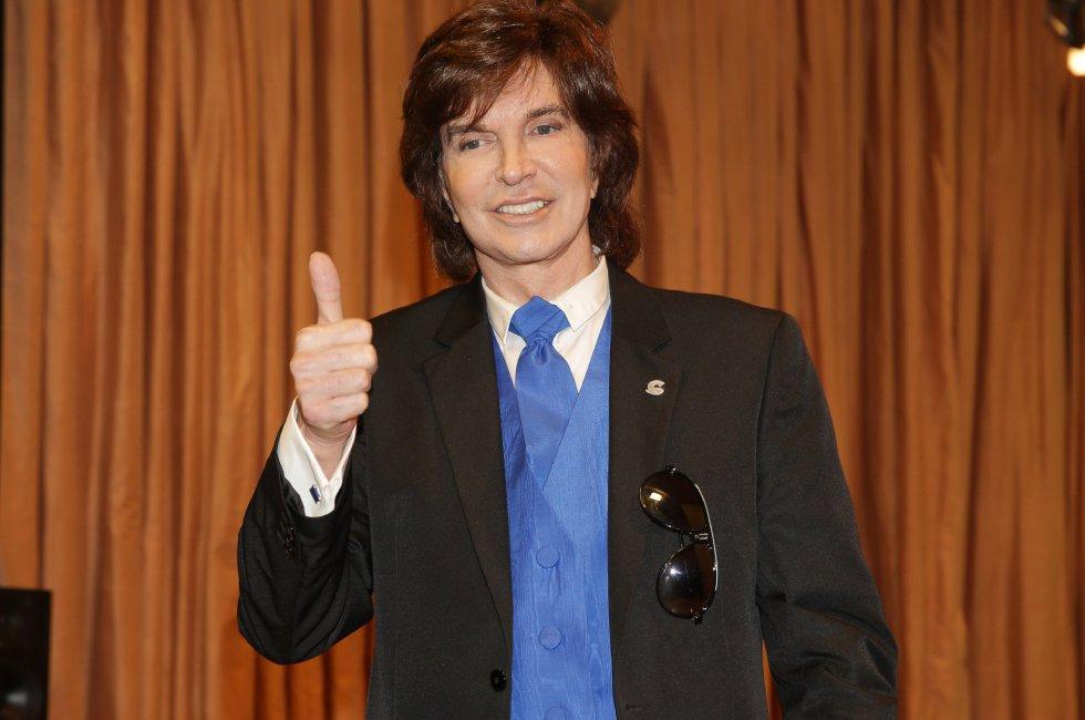 El cantante tuvo una exitosa carrera en España y en Latinoamérica