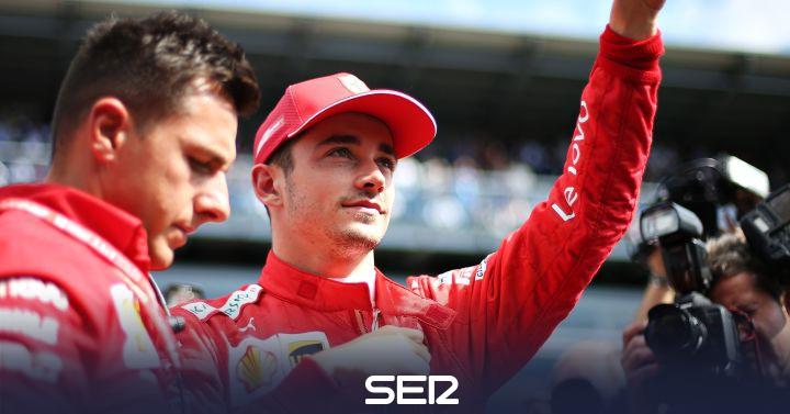 Leclerc se queda con el Gran Premio en casa de Ferrari