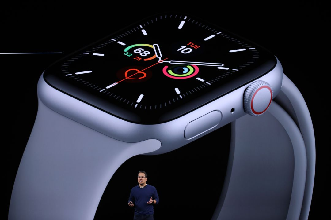 El esperado Apple Watch Series 5