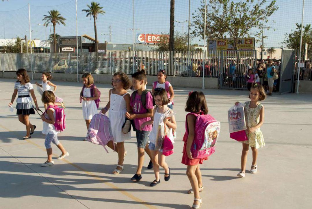 El Curso Escolar En Palencia Le Cuesta A La Junta Más De 41
