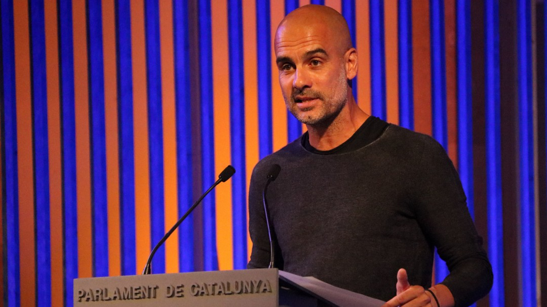 "Guardiola: ""Hay 400 voluntarios salvando vidas y 28 estados que no se mueven"""