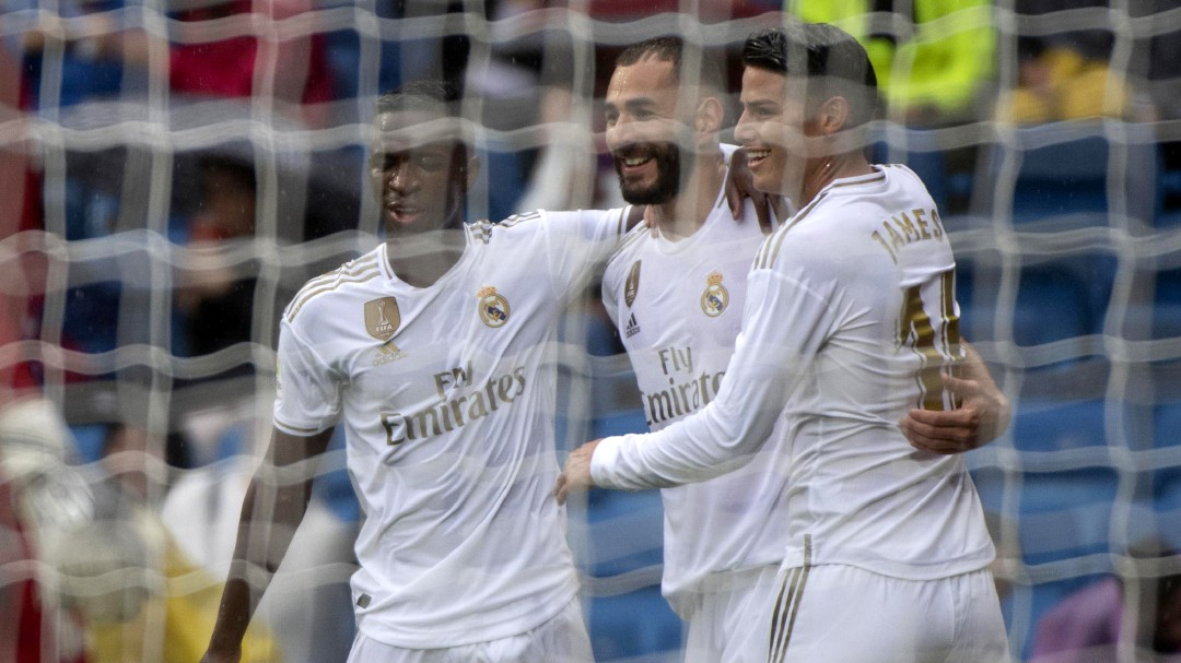 Real Madrid - Levante, en directo