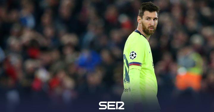 Messi llega a tiempo para la redención del FC Barcelona en la Champions