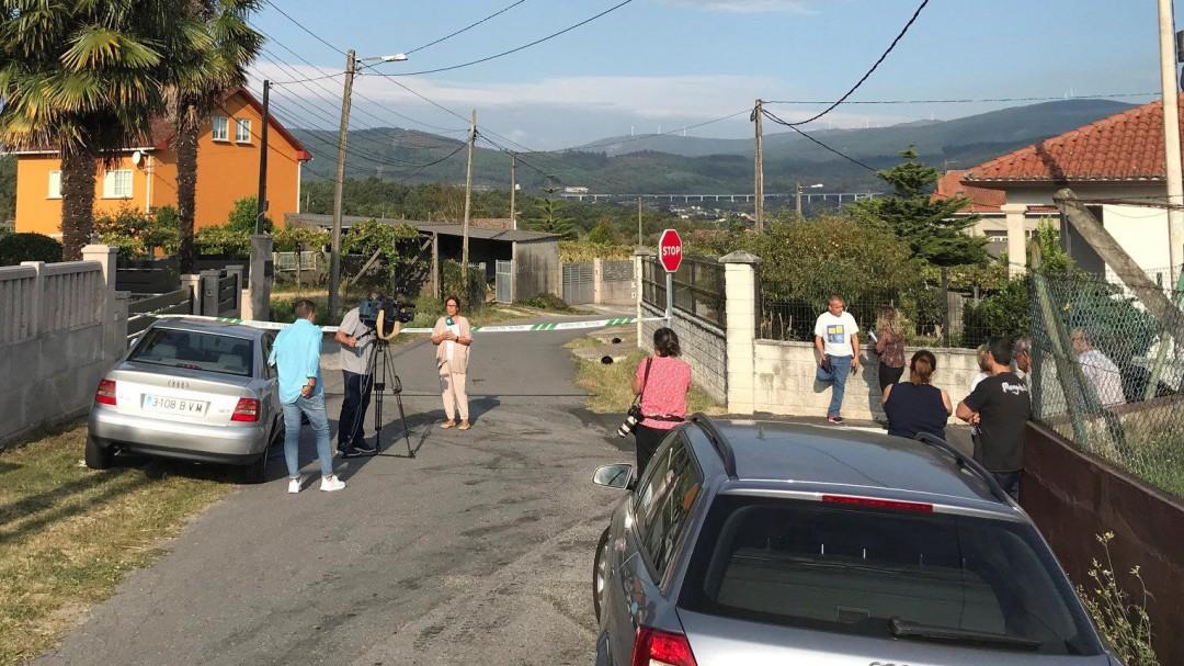 Un hombre mata a su exmujer, su exsuegra y su excuñada en Pontevedra