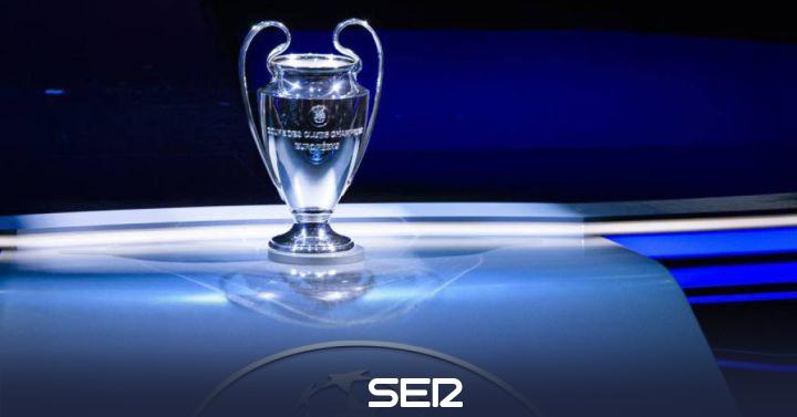 La Champions League estrena balón