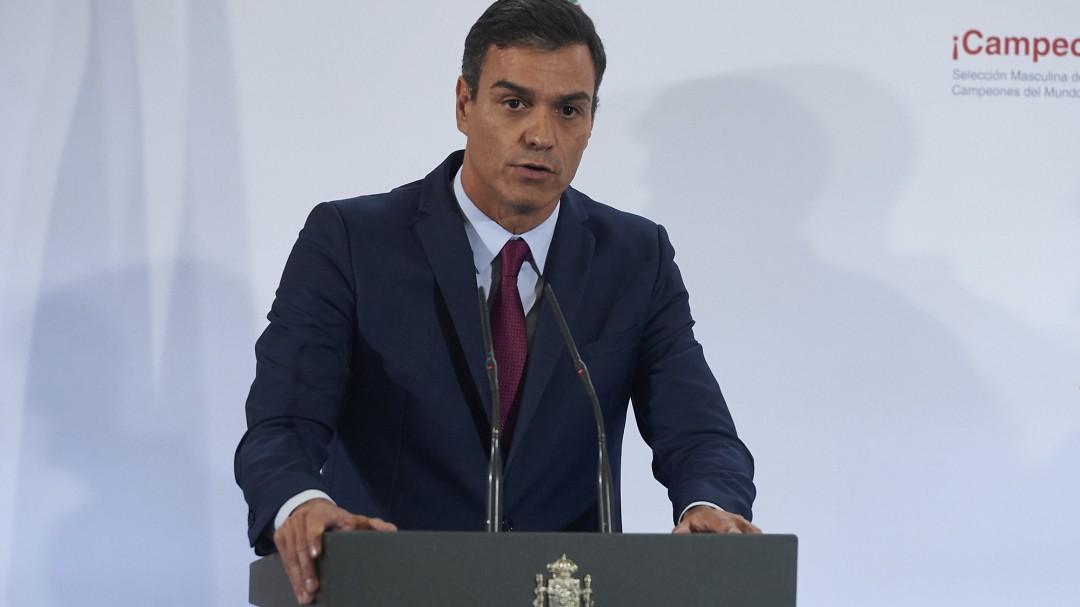 Iglesias advierte a Sánchez de que repensará la abstención si hay pacto con Ciudadanos