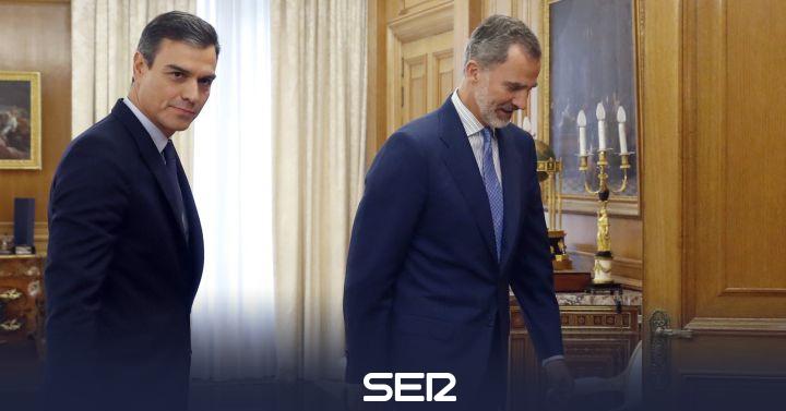 Felipe VI no propone candidato a la investidura y España se sitúa al filo de la repetición electoral