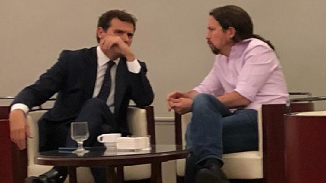"""Polémica entre Pablo Iglesias y Óscar Puente (PSOE): """"Se puede ser patético"""""""