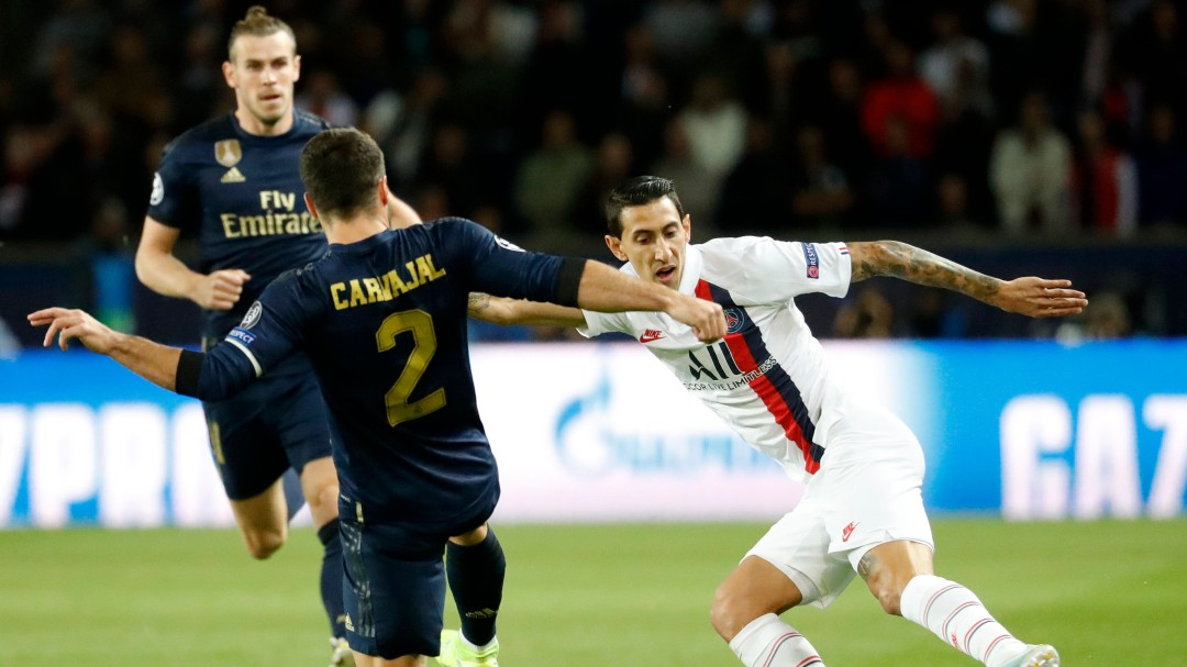 PSG - Real Madrid: el partido, en Carrusel