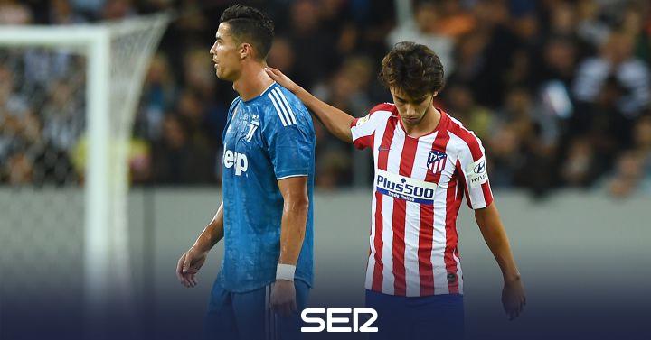 Atlético de Madrid - Juventus, en directo