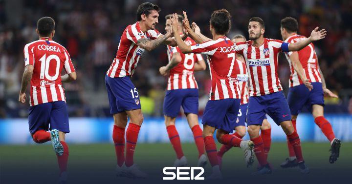 El Atlético rasca un empate en el minuto 90 ante una Juventus que tuvo el triunfo en su mano