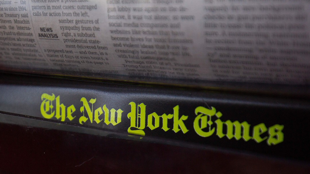 'The New York Times' cancela por sorpresa su edición en español