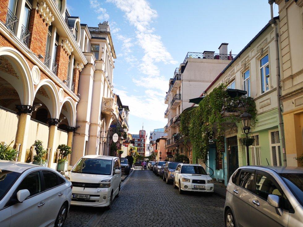 Calle de Batumi.