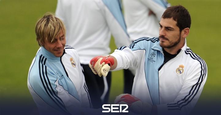 Guti y Casillas analizan la derrota del Real Madrid en París