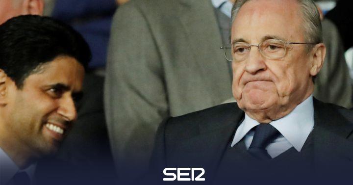El Real Madrid, objeto de mofa en Twitter también por lo que se vió en la grada