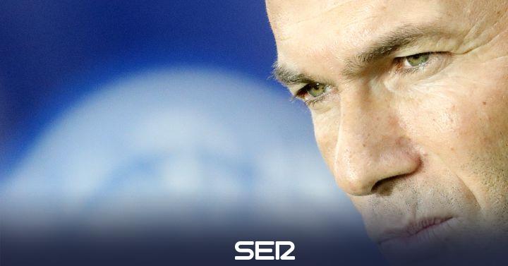 """Zidane: """"El problema es la intensidad"""""""