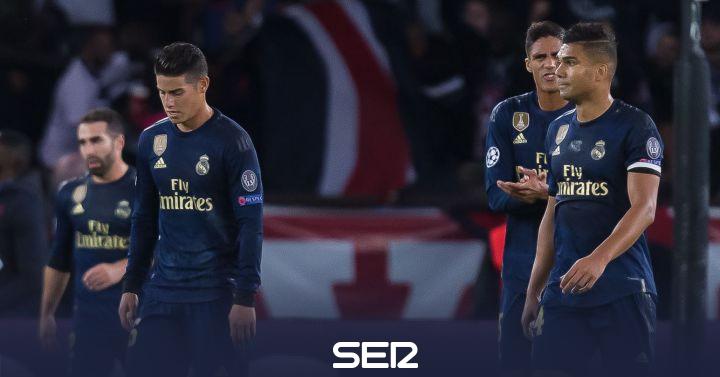 Areola se quedó tras el PSG-Real Madrid haciéndose selfies con Mbappé y otros excompañeros