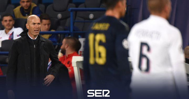 ¿Acabará Zinedine Zidane la temporada en el Real Madrid?