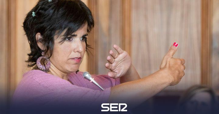 Teresa Rodríguez respalda concurrir como Adelante Andalucía para que haya un grupo andaluz en el Congreso