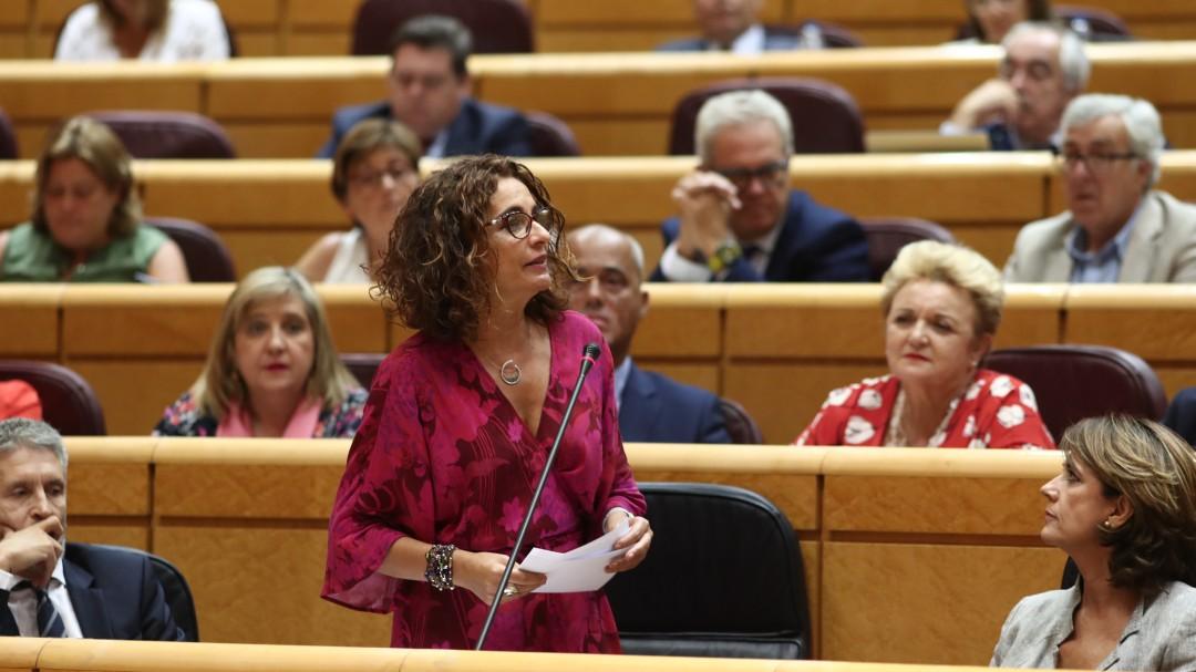 Cifra récord de gasto en viajes en el Senado: 1 millón de euros