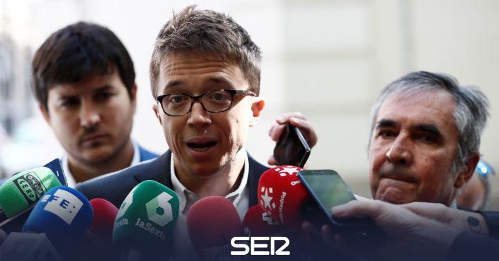 El partido de Errejón se inclina por concurrir al 10-N en la Comunidad de Madrid y en otros puntos de España