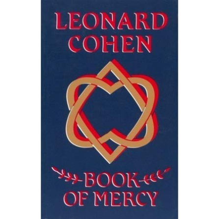 Portada de Book of Mercy
