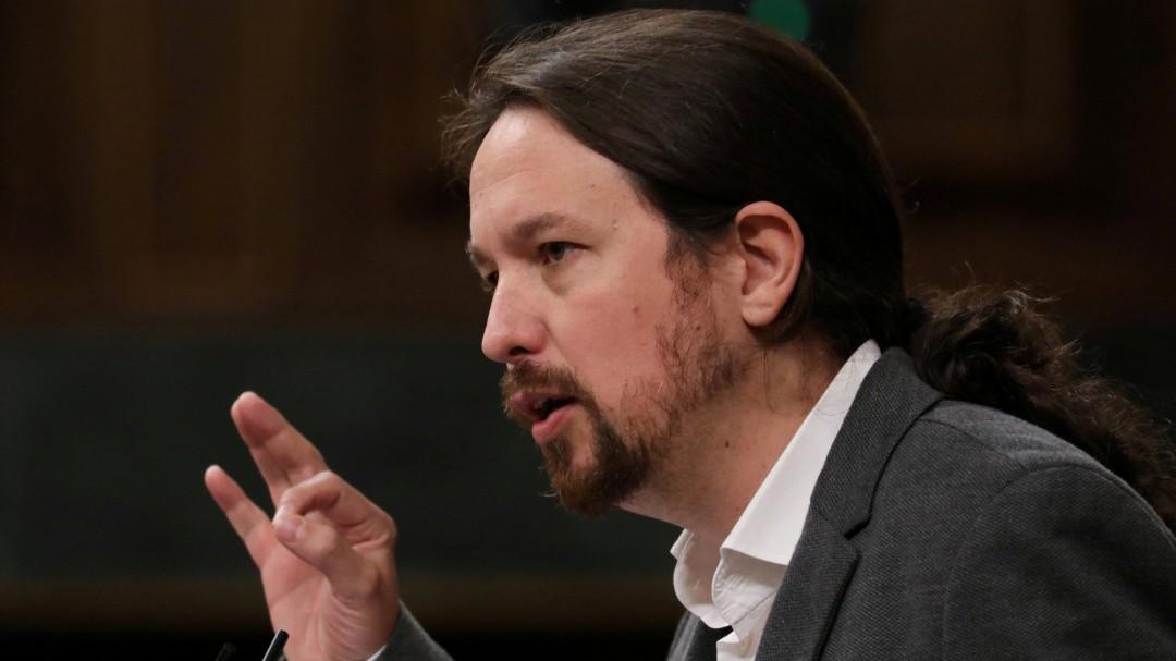 """Pablo Iglesias acusa a Pedro Sánchez de mentir: """"Nunca quiso un gobierno de coalición"""""""