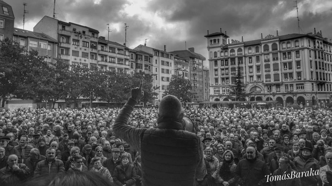 'La marcha de las pensiones'