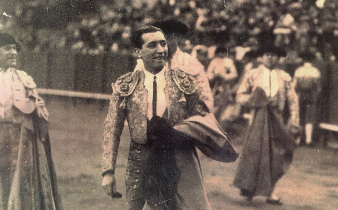 Manuel Jiménez 'Chicuelo', durante una de sus actuaciones en La Maestranza