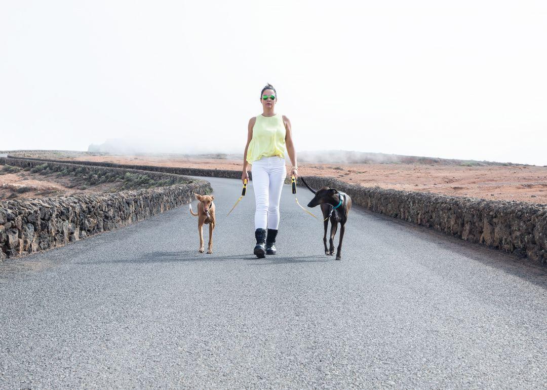 Gloria Moreno, Sargento del Servicio de Protección de la Naturaleza de Lanzarote