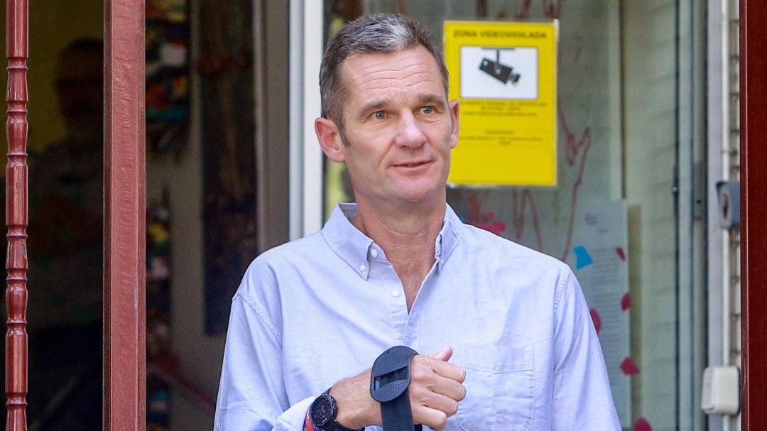 La Fiscalía pide revocar el permiso de Urdangarin para hacer voluntariado