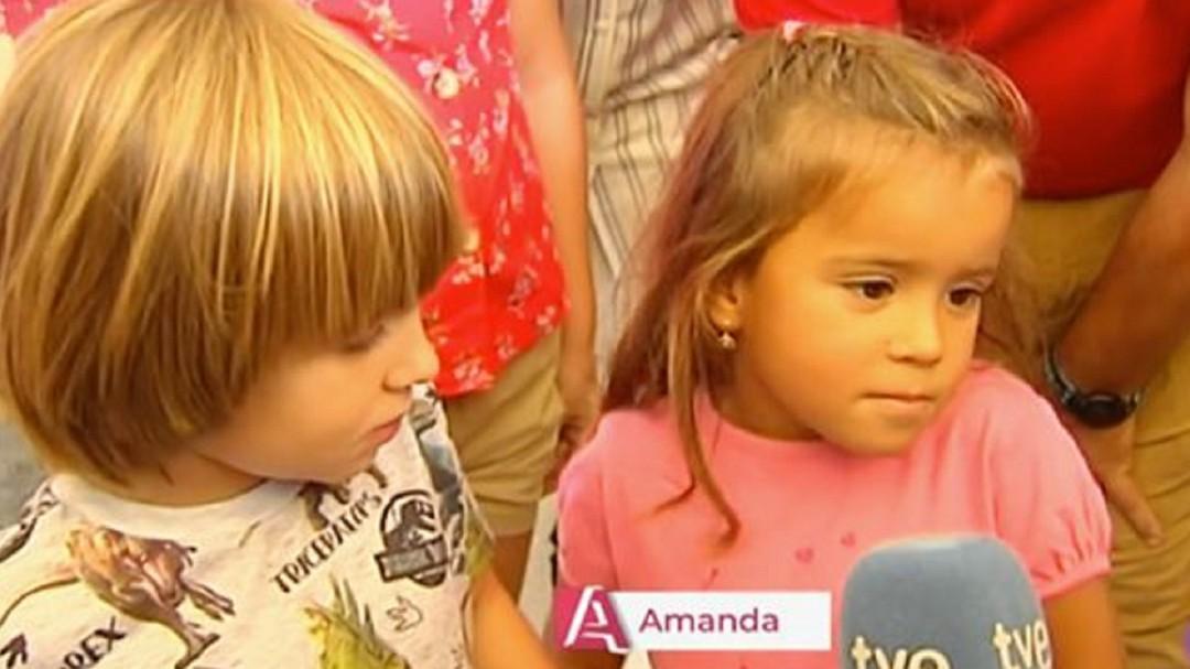 La honestidad de una niña al preguntarle si la reina Letizia es simpática