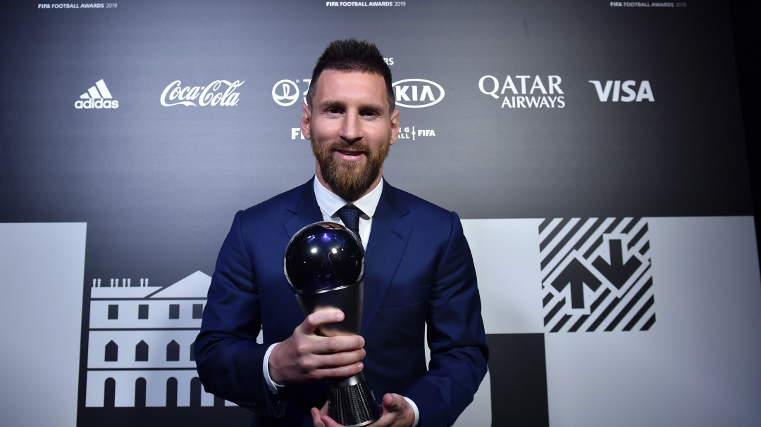 La gala 'The Best' de la FIFA, en directo