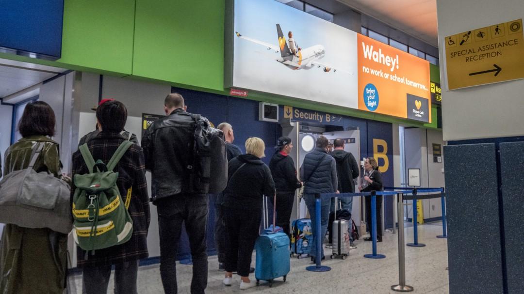 La quiebra de la agencia de viajes Thomas Cook deja tirados a 600.000 turistas en todo el mundo