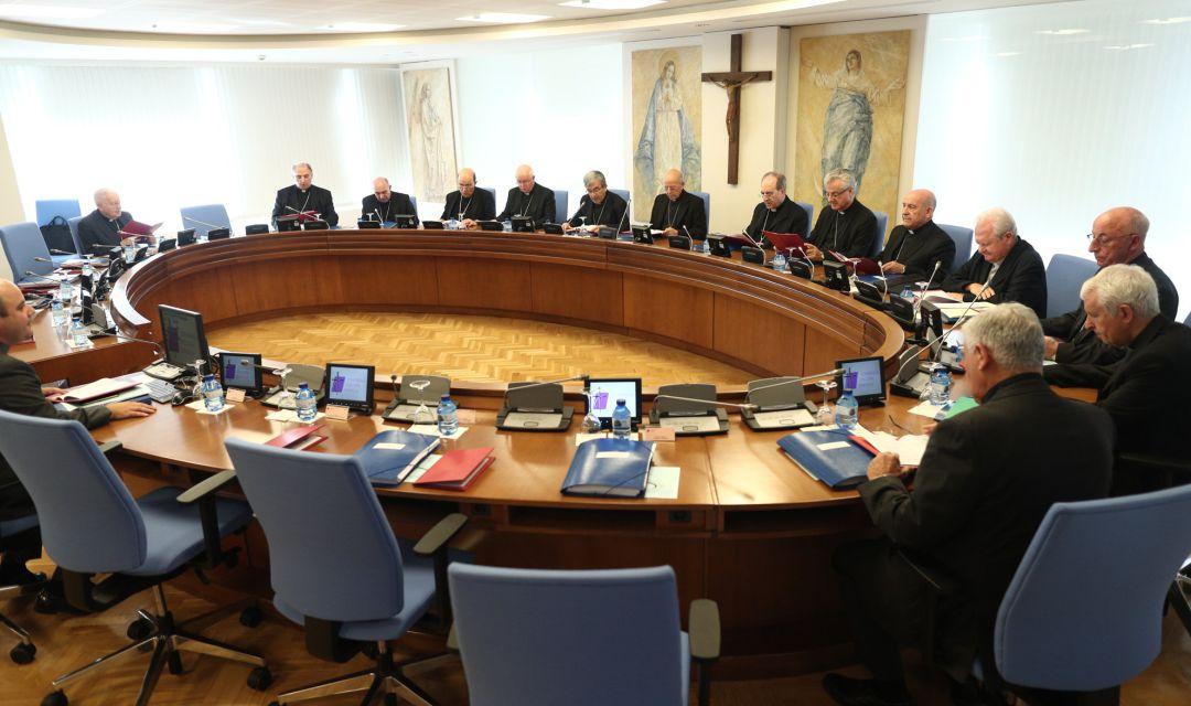 Reunión de la Comisión Permanente de la Conferencia Episcopal Española.