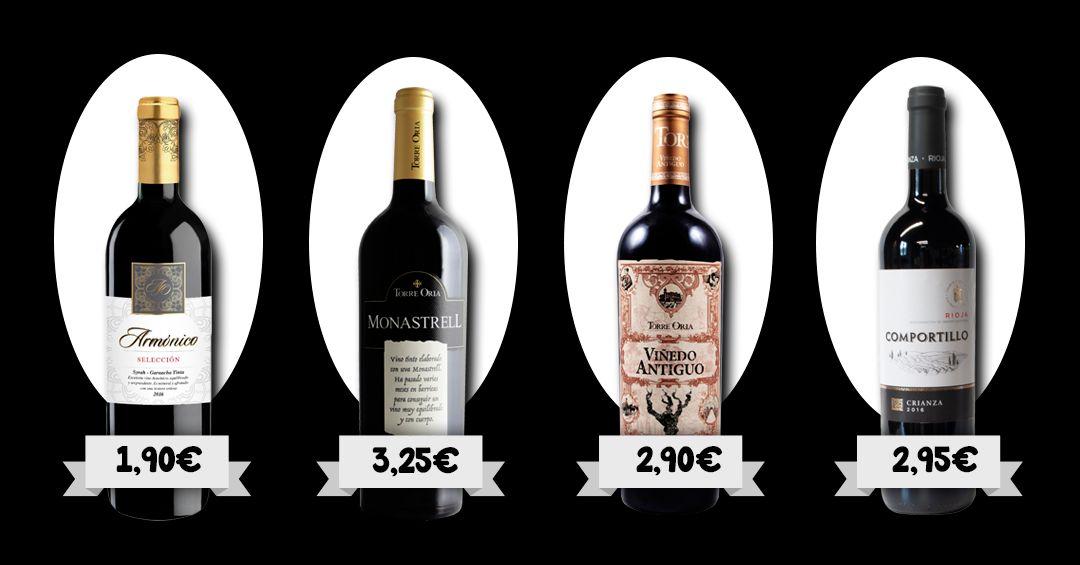 Cuatro Vinos Buenos Y Baratos Que Solo Puedes Comprar En Mercadona