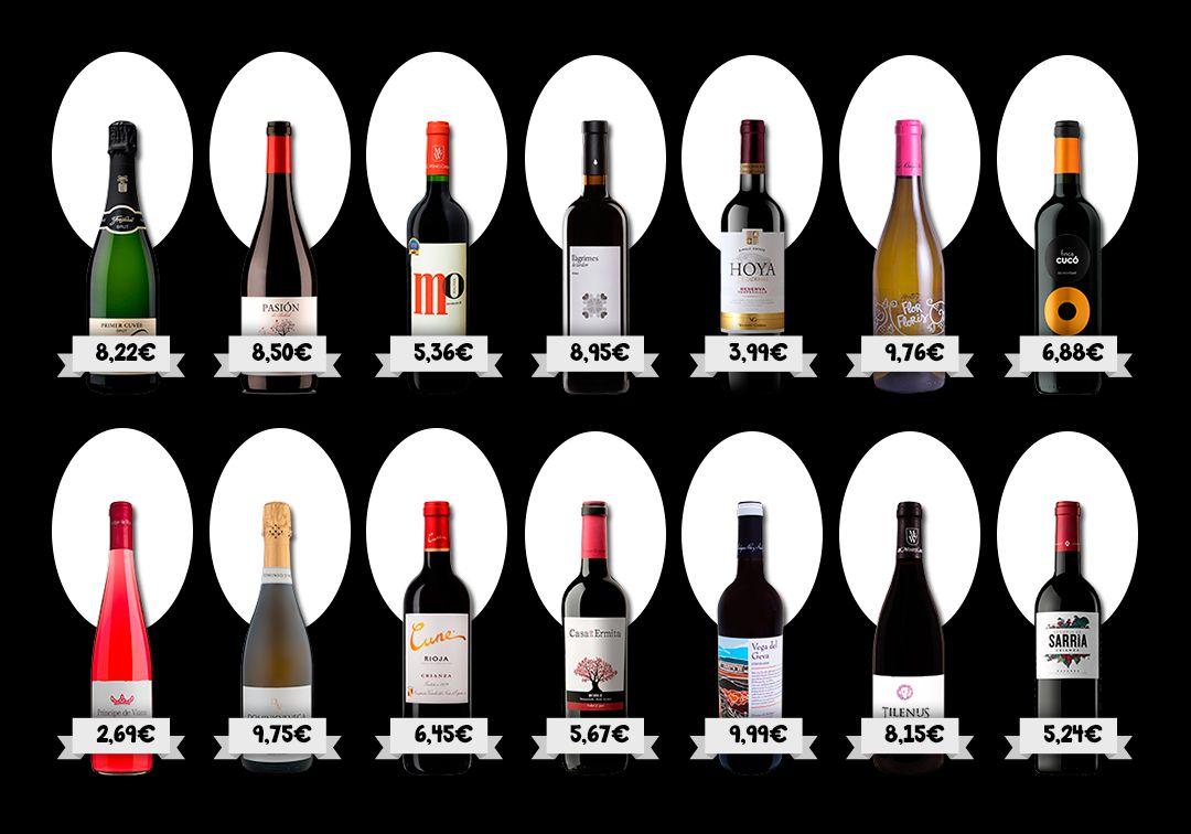Vino Bueno Y Barato Los 14 Vinos Top De Menos De 10 Euros Que Puedes Comprar En El Súper Gastronomía En La Cadena Ser Cadena Ser
