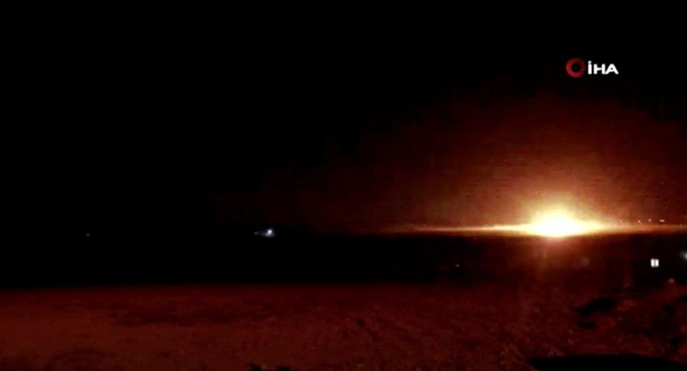Explosión cerca de la frontera entre Siria y Turquía.