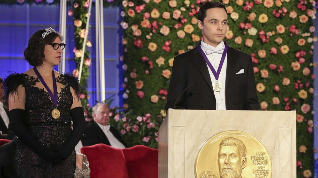 'The Big Bang Theory' se cuela en los Premios Nobel de Física 2019
