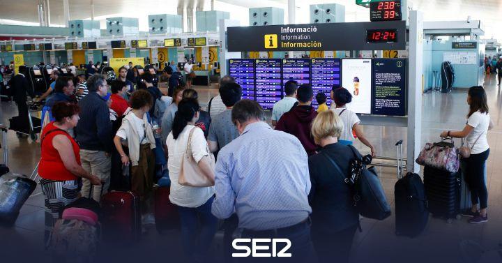 ¿Quién pagar la cancelación de los vuelos de El Prat?